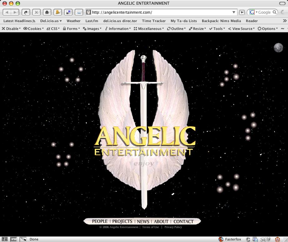 Angelic Entertainment