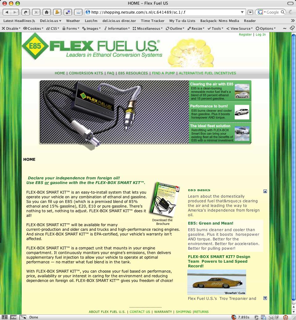 FlexFuel U.S.