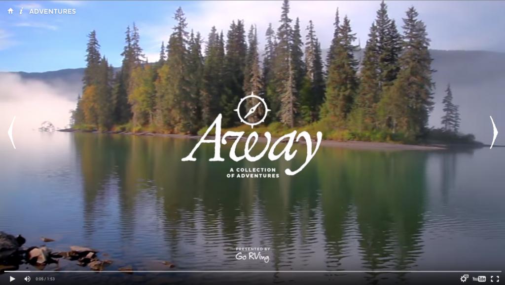 GoRVing - Away